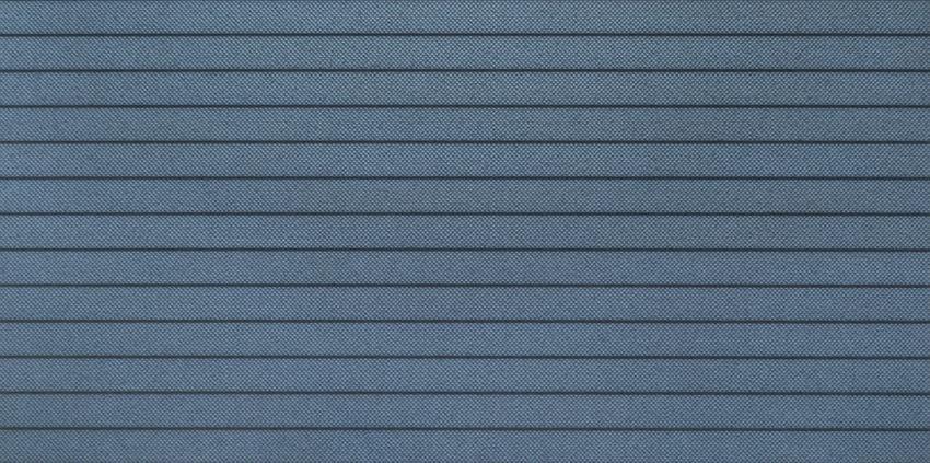 Płytka ścienna 59,8x29,8 cm Tubądzin Reflection Navy STR