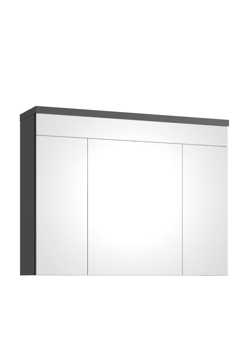 Szafka lustrzana 80 cm Defra Olex E80 024-E-08016