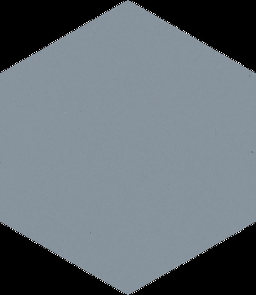 Płytka ścienno-podłogowa 17,1x19,8 cm Paradyż Modernizm Blue Gres Mat
