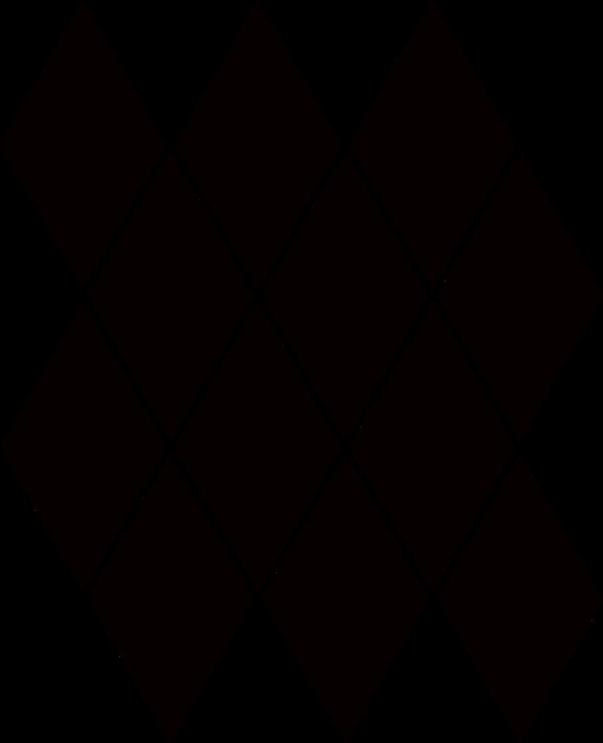 Paradyż Romb Pillow Uniwersalna Mozaika Prasowana Nero