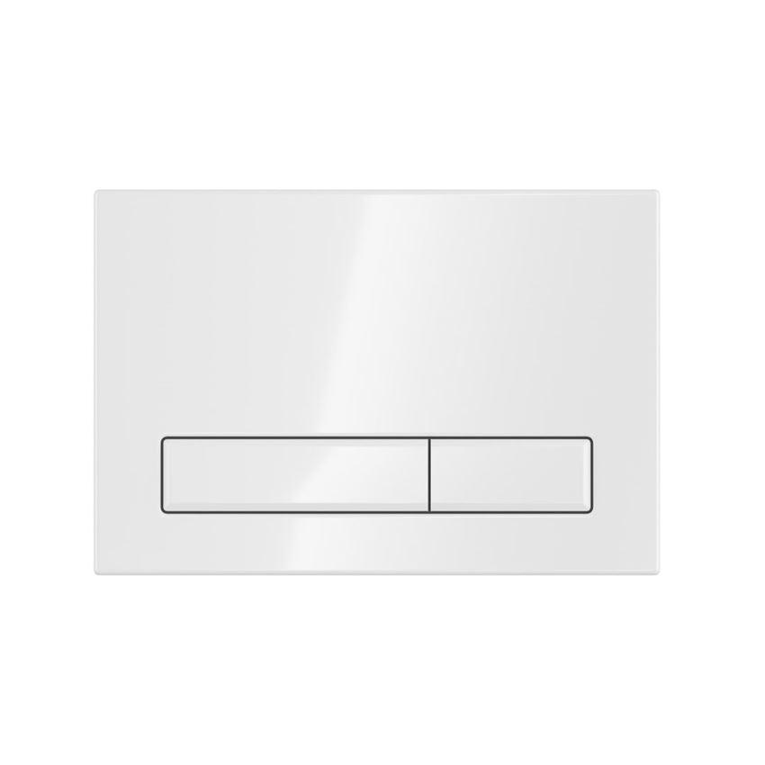 Przycisk spłukujący do WC biały Excellent Gravio