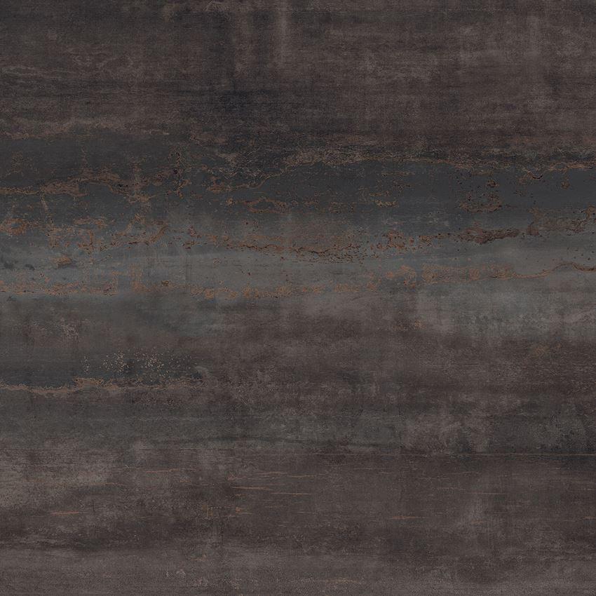 Płytka ścienno-podłogowa 119,8x119,8 cm Tubądzin Tin graphite LAP