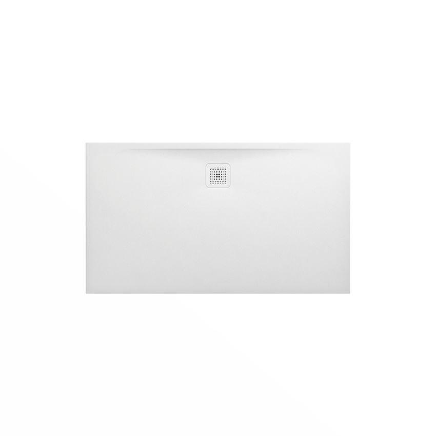 Ultrapłaski brodzik prostokątny 140x80x3 cm biały Laufen Pro