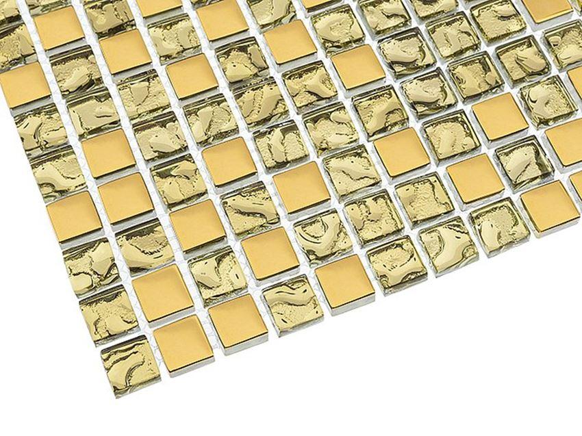 Mozaika 30x30 cmDunin Glass Mix DD1 Gold Mix 15