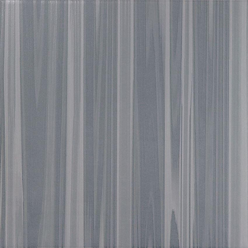 Płytka podłogowa gres szkliwiony 33,3x33,3 cm Domino Cado grafit