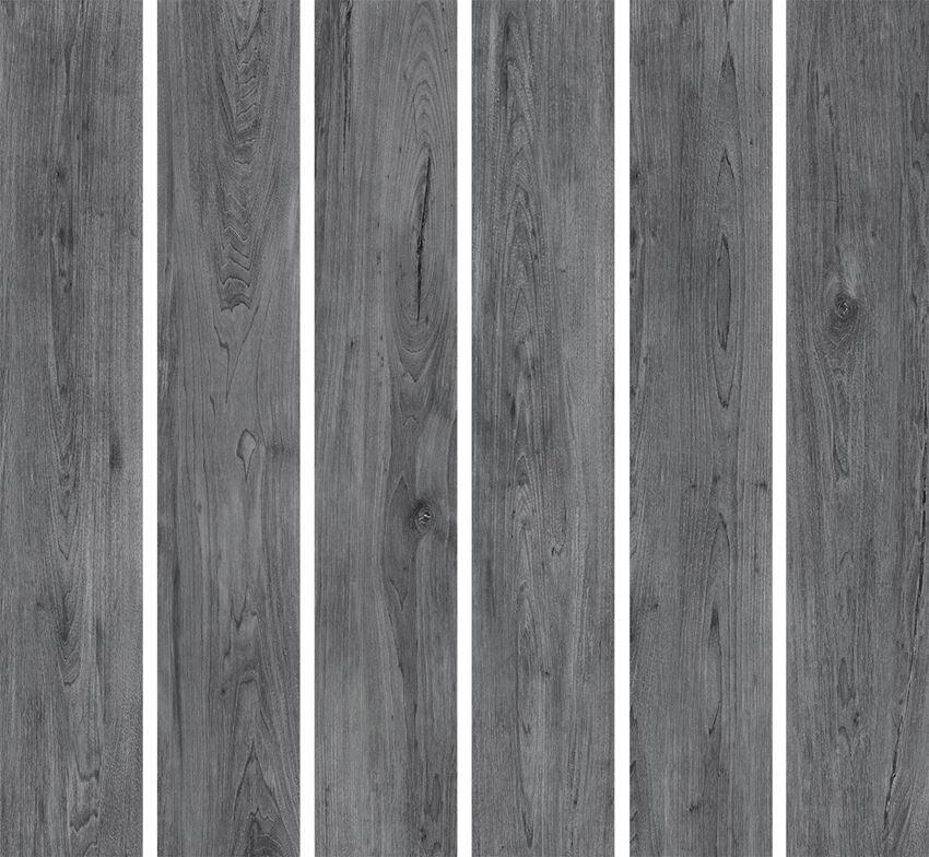 Płytka podłogowa, 19,3x119,7 cm Nowa Gala Grey Oak