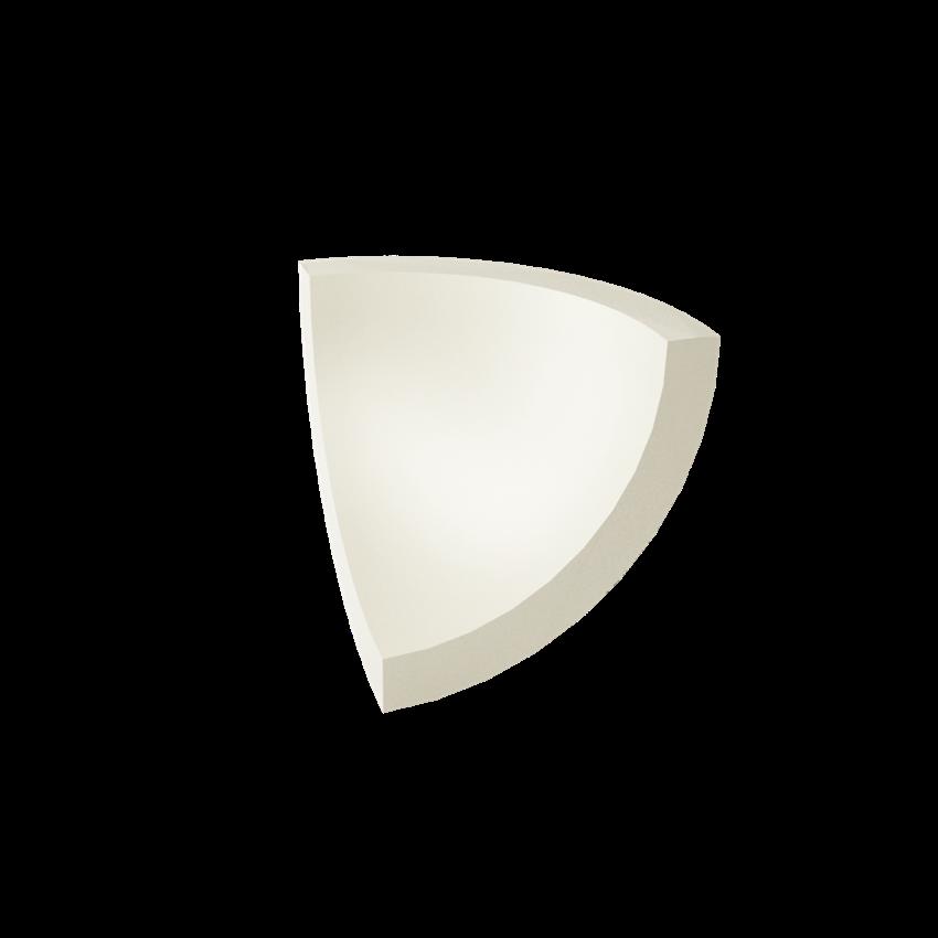 Płytka dekoracyjna 3x3 cm Paradyż Gamma Bianco Kształtka D Mat