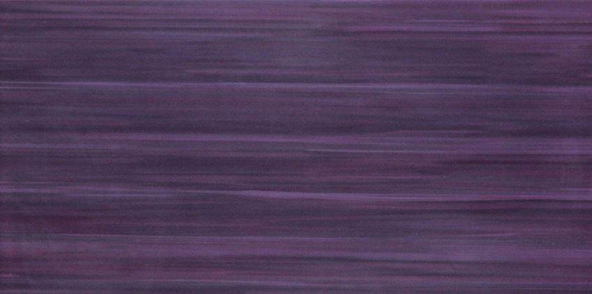 Płytka ścienna 44,8x22,3 cm Tubądzin Wave violet