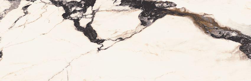 Płytka ścienna 24x74 cm Opoczno Santis White Stone Glossy