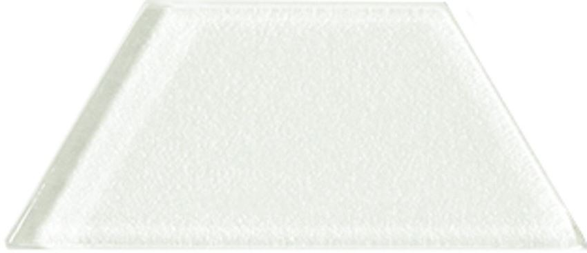 Uniwersalna listwa szklana Paradyż Ivory Heksagon A