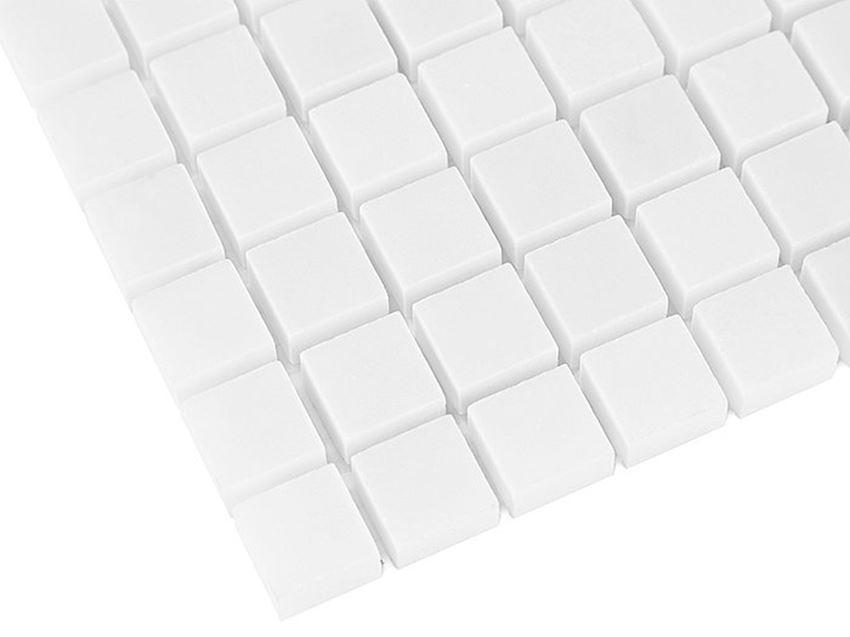 Mozaika 30,5x30,5 cm Dunin Black&White Pure White 15