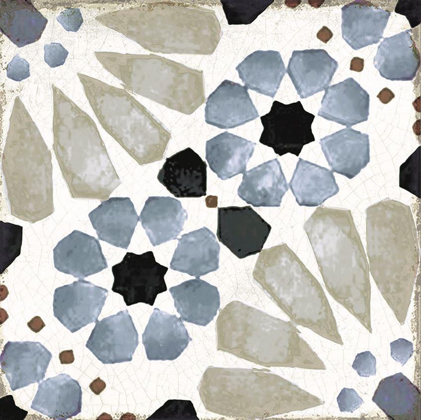 Płytka dekoracyjna 20x20 cm Azario Grafton Mina