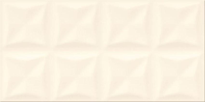 Płytka ścienna Opoczno origami vanilla glossy structure OP658-020-1