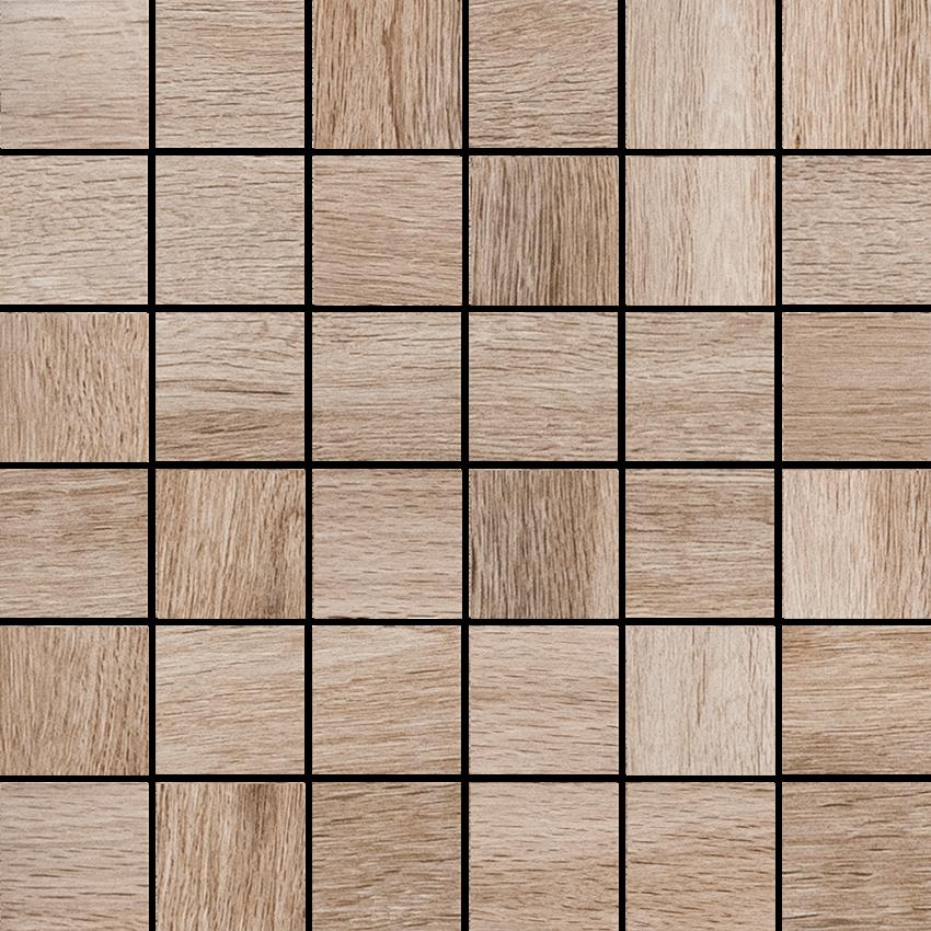 Mozaika 29,7x29,7 cm  Cerrad Mozaika Mattina sabbia