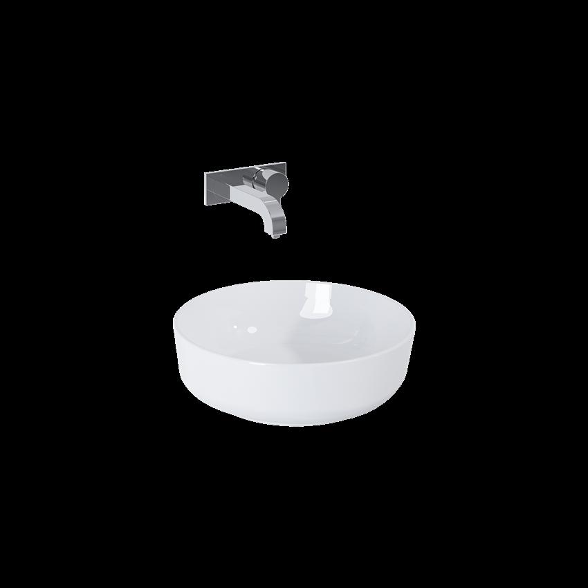 Umywalka nablatowa 42,5x41,5 cm Elita Lorca