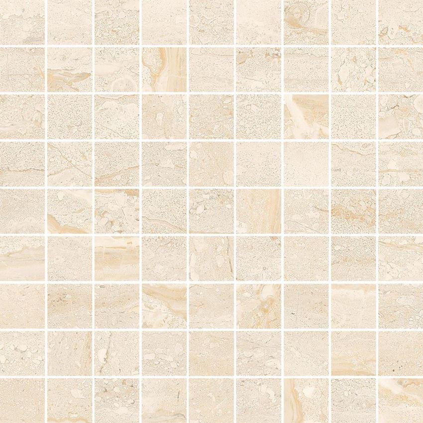 mozaika Cersanit Nanga Cream Mosaic WD983-001