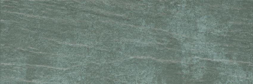 Płytka ścienna 25x75 cm Paradyż Nightwish Navy Green Ściana Struktura Rekt.