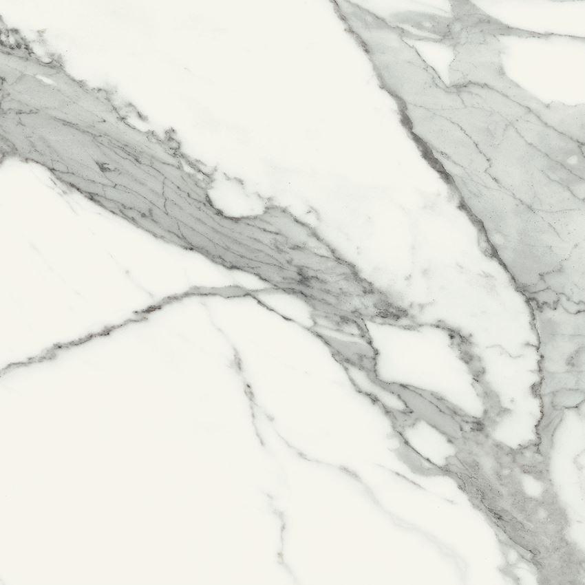 Płytka uniwersalna 59,8x59,8 cm Tubądzin Specchio Carrara