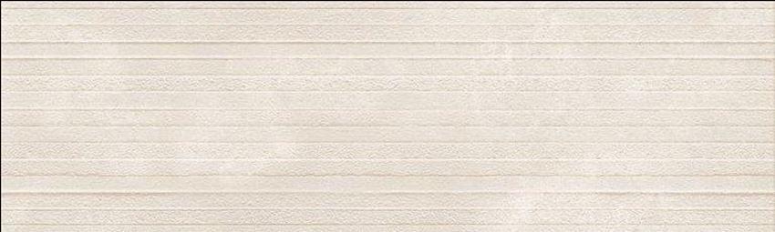 Płytka ścienna 29x100 cm Azario Neutro White Reglar