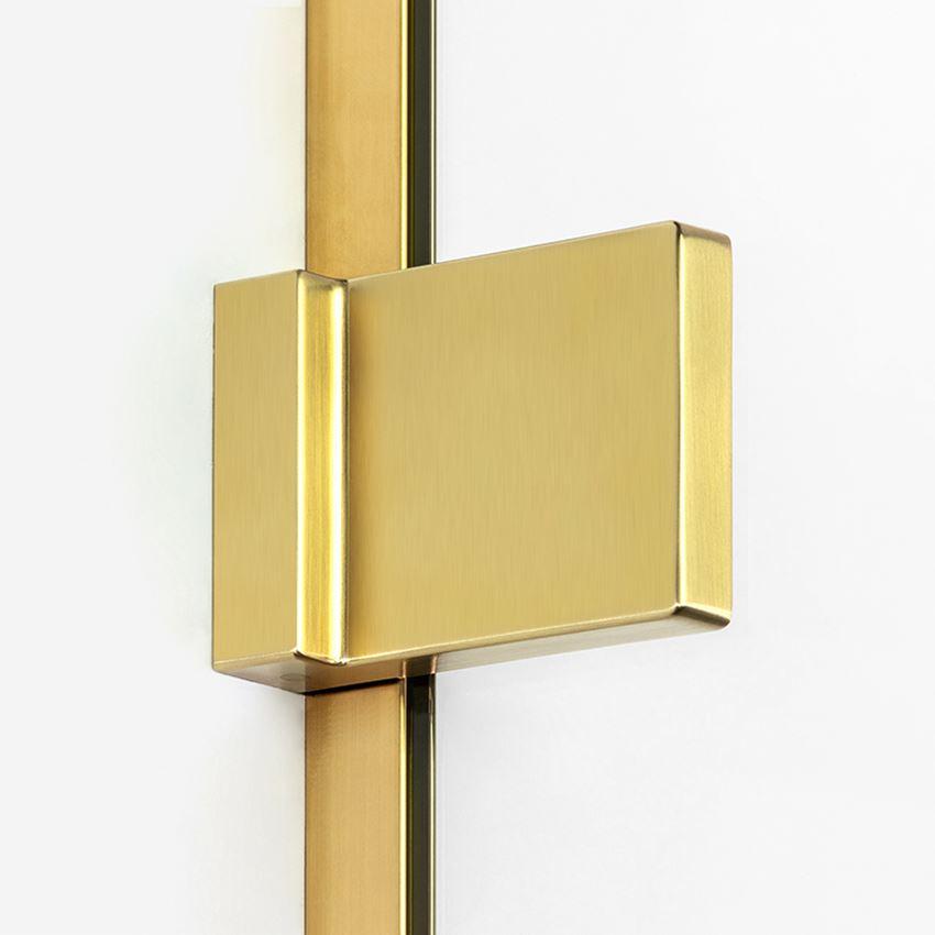 Kostka z profilem New Trendy Avexa Gold