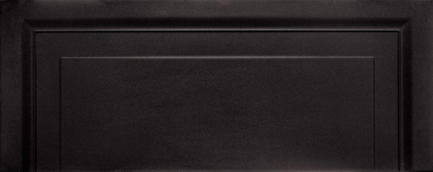 Płytka ścienna 74,8x29,8 cm Tubądzin La Defense Noir STR