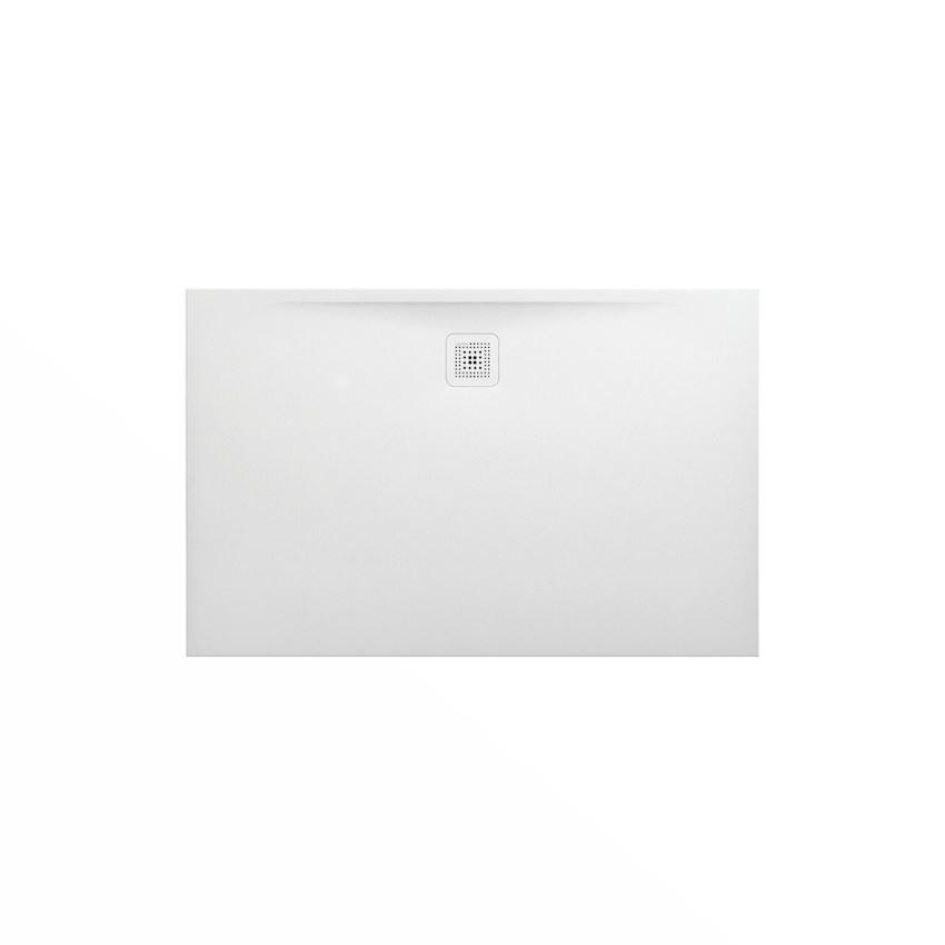 Ultrapłaski brodzik prostokątny 140x90x3 cm biały Laufen Pro