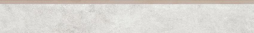 Płytka cokołowa 8x79,7 cm Cerrad Montego gris