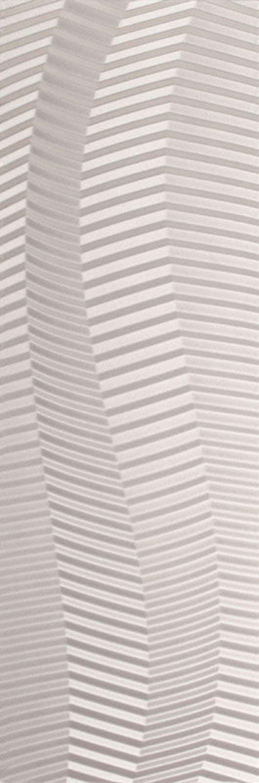 Płytka dekoracyjna 29,8x89,8 cm Paradyż Elegant Surface Silver Inserto Struktura B