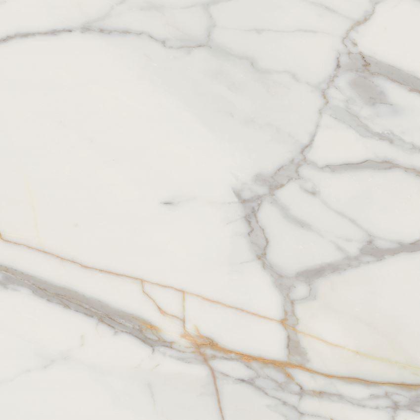 Płytka ścienno-podłogowa 79,8x79,8 cm Tubądzin Marmo D'oro MAT