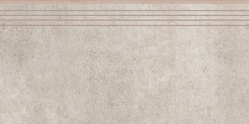 Płytka stopnicowa 29,7x59,7 cm Cerrad Montego desert
