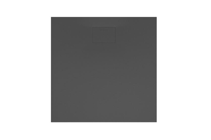 Brodzik kwadratowy czarny 90 cm Excellent Lavano