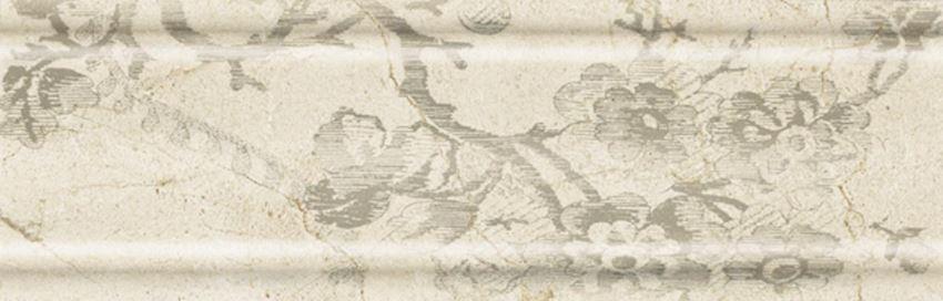 Dekoracja ścienna 8x25 cm Paradyż Belat Brown London B