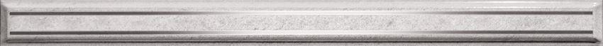 Listwa ścienna 36x2,8 cm Domino Zelandia grey
