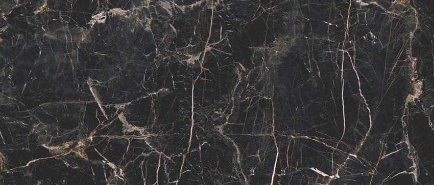 Płytka ścienno-podłogowa 119,7x279,7 cm Cerrad Marquina Gold Poler
