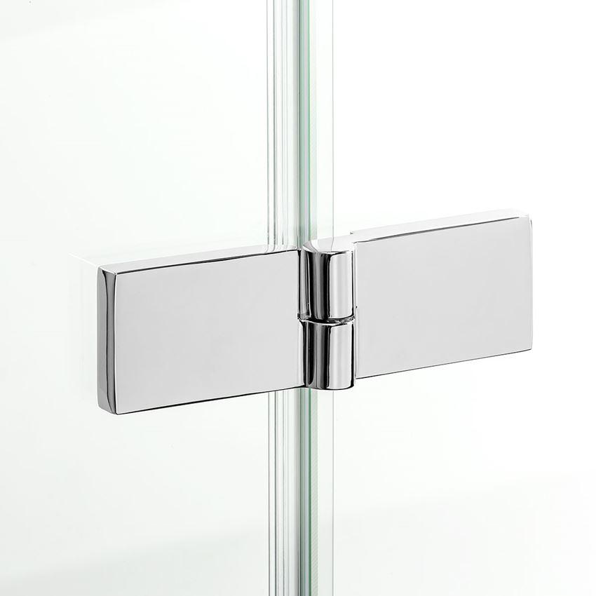 Zawias do drzwi prysznicowych New Trendy New Soleo