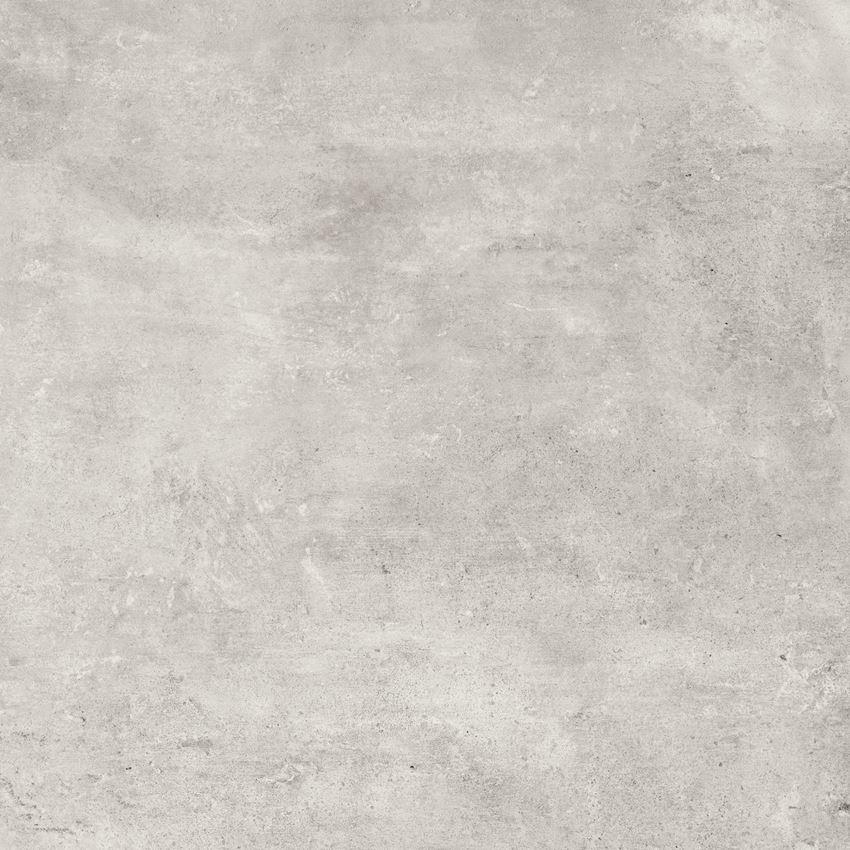 Płytka ścienno-podłogowa 120x120 cm Cerrad Softcement white Poler
