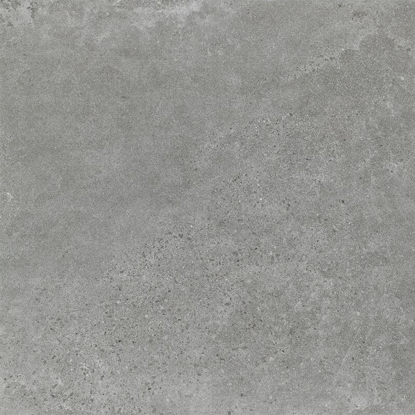 Płytka ścienno-podłogowa 75x75 cm Paradyż Optimal Antracite Gres Szkl. Rekt. Półpoler