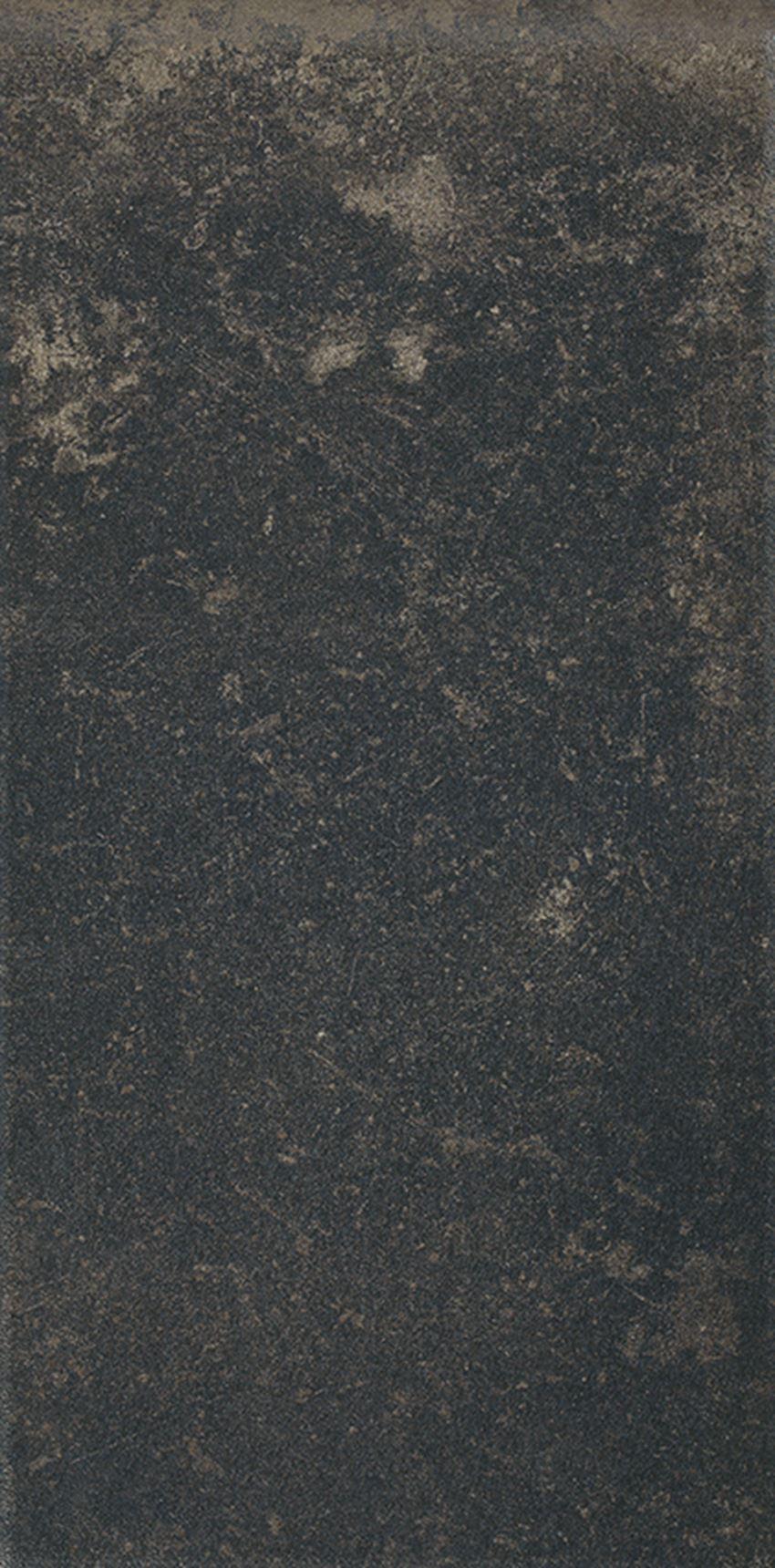 Płytka elewacyjna 14,8x30 cm Paradyż Scandiano Brown Parapet