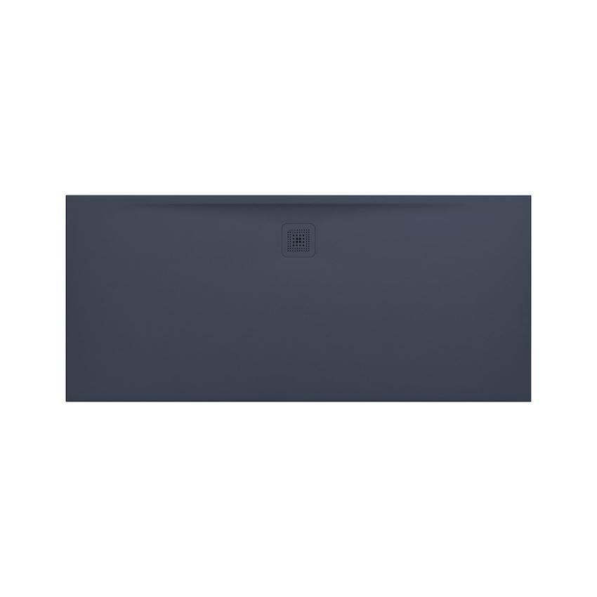 Ultrapłaski brodzik prostokątny 180x80 cm grafitowy Laufen Pro