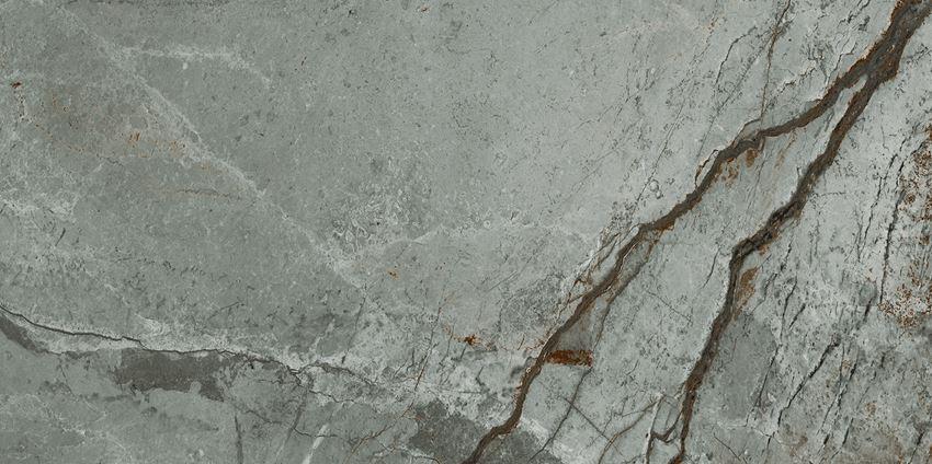 Płytka ścienno-podłogowa 59,8x119,8 cm Opoczno Stonington Grey Polished