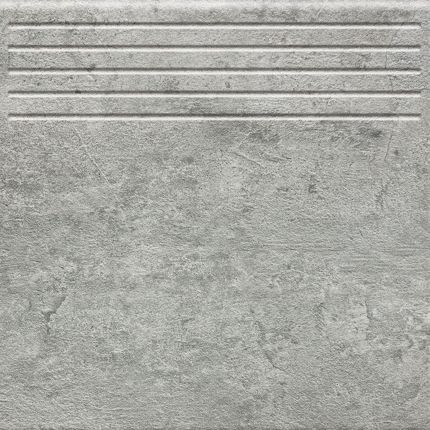 Stopnica 33,3x33,3 cm Domino Gris grafit