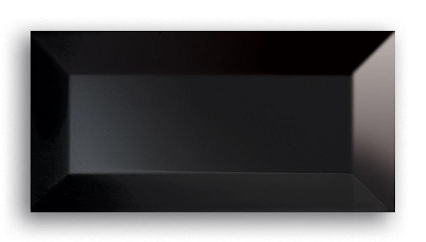 Płytka ścienna 29,8x14,8 cm Tubądzin London Piccadilly Black 4