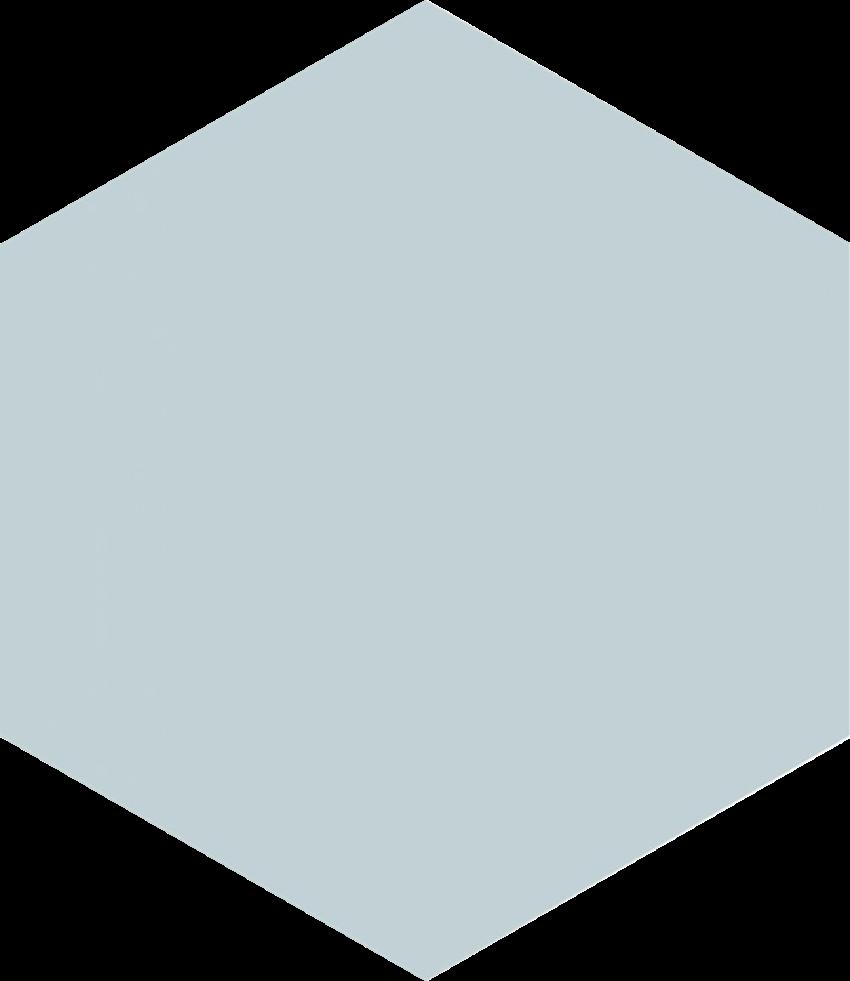 Płytka ścienna Paradyż Esagon Mix Blue Ściana