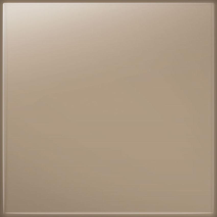 Płytka ścienna Tubądzin Pastel cappuccino (RAL K7/1019)