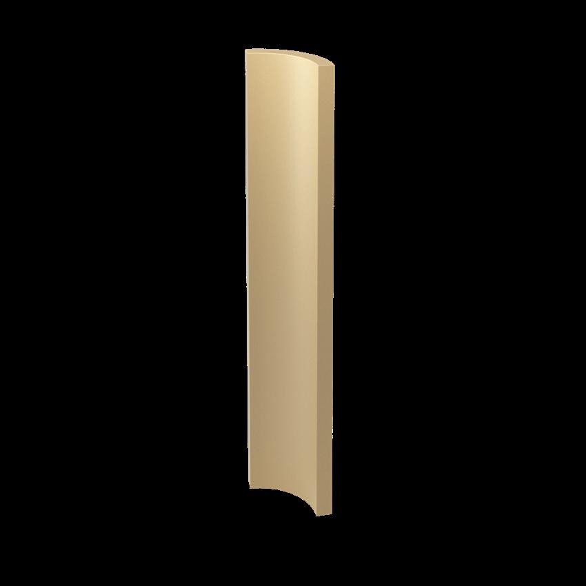 Płytka dekoracyjna 3x19,8 cm Paradyż Gamma Beżowa Kształtka A Mat