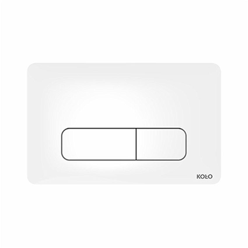 Przycisk spłukujący do stelaża KOŁO TECHNIC GT do WC biały Koło Nova Pro