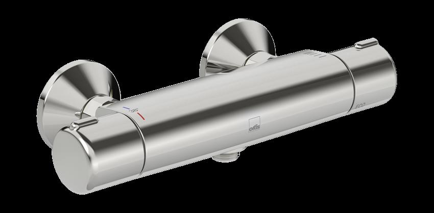 Termostatyczna bateria natryskowa Oras Nova