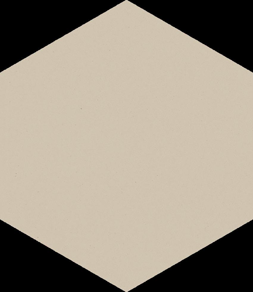 Płytka ścienno-podłogowa 17,1x19,8 cm Paradyż Modernizm Bianco Gres Mat