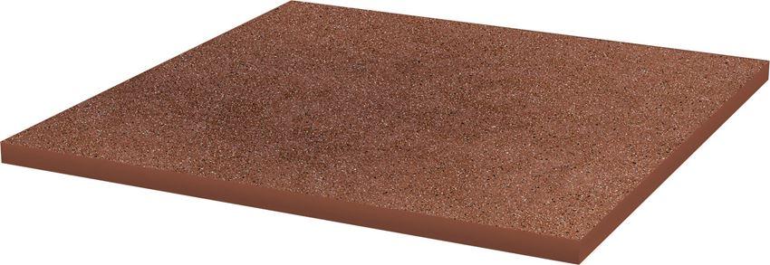 Płytka podłogowa 30x30 cm Paradyż Taurus Brown Klinkier