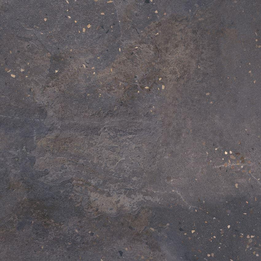 Płytka ścienno-podłogowa 59,8x59,8 cm Paradyż Desertdust Grafit Mat